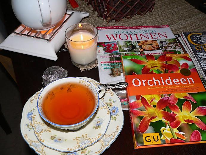...und ein Tee dazu?