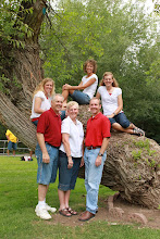 Tracy's Family