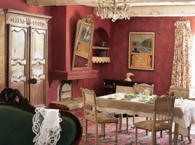 Auction decorating rustic chic provencal style - Deco provencale chic ...