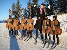 2008 Anchorage Symphony Cellos