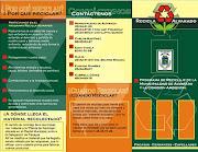 Campaña de reciclaje. Aviso realizado para la agencia M.amp;S Argentina. aviso reciclaje copy