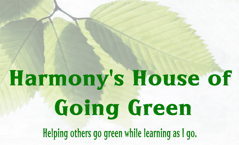 Harmony's House of Going Green
