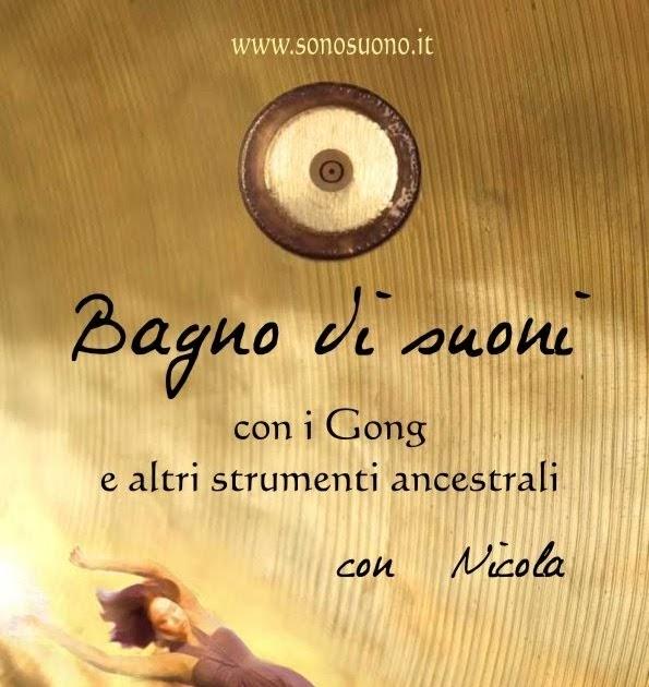 Spazio neomamma bagno di suoni esperienza sonora - Bagno di gong effetti negativi ...