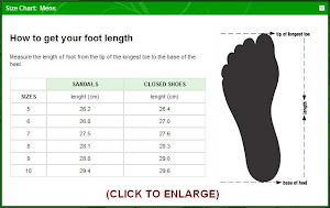 Shoe Size