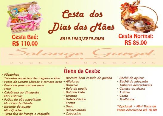 Rosa Mae Cafe Menu