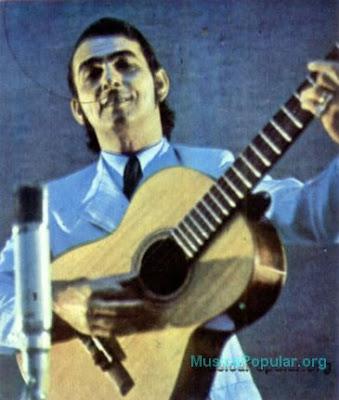 Silvinho Cantor dos anos 40 a 70