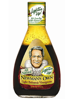 picture of a Newman's Own Balsamic dressing