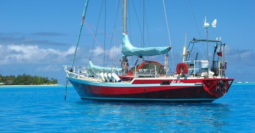 positie trawler bela