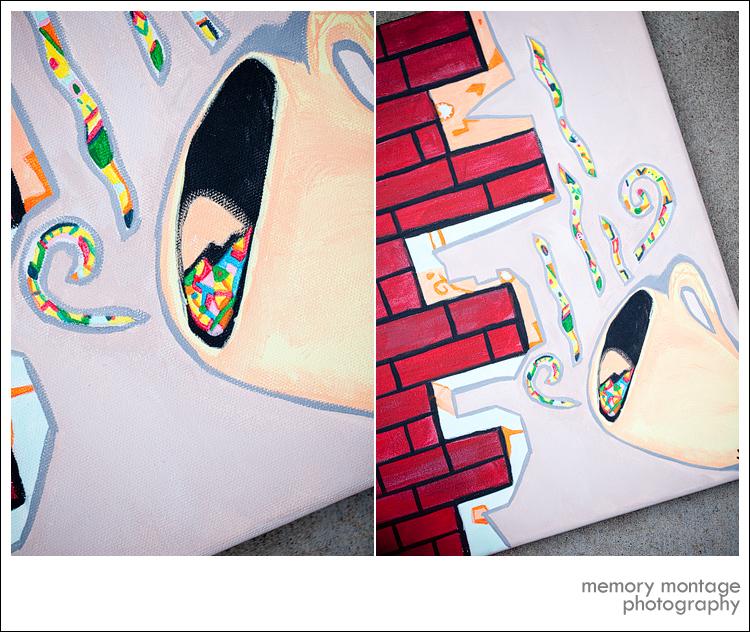 painting haley holmes yakima art