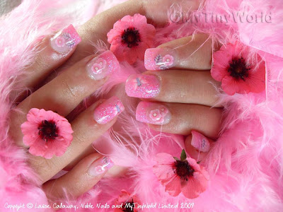 Best Pink Nails Concept-2