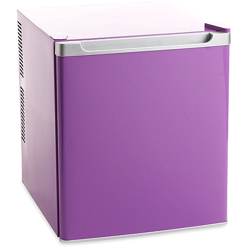 purple fridge