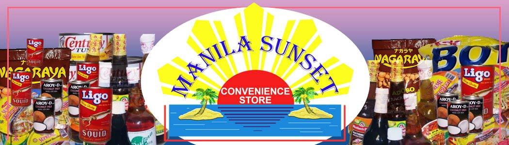 Manila Sunset Convenience Store
