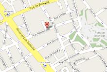 La Kommune, Rue Ramponeau, 75020 PARIS