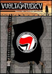 Vuelta de tuerca: fanzine de la coordinadora antifascista de zaragoza