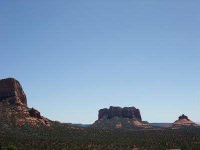 sedona arizona landscape, mountains, wealthy