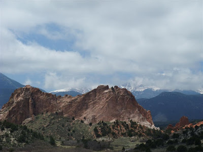 garden of the gods, colorado, rocky mountains