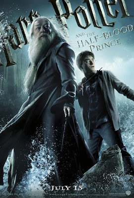 harry potter and the halfblood prince, movie, review, rating, movie 6th