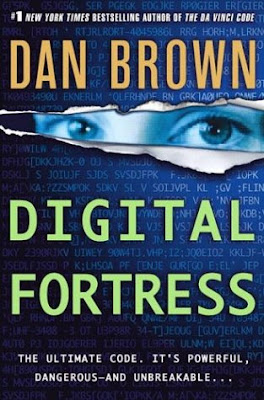 digital fortress by dan brown, book cover