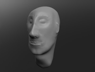 how to use sculptris, draw a face, tools,