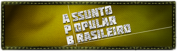 Assunto Popular Brasileiro