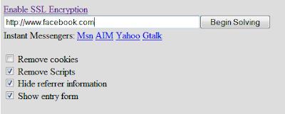 poly solve adalah apa yang dikenal sebagai layanan proxy cgi yang