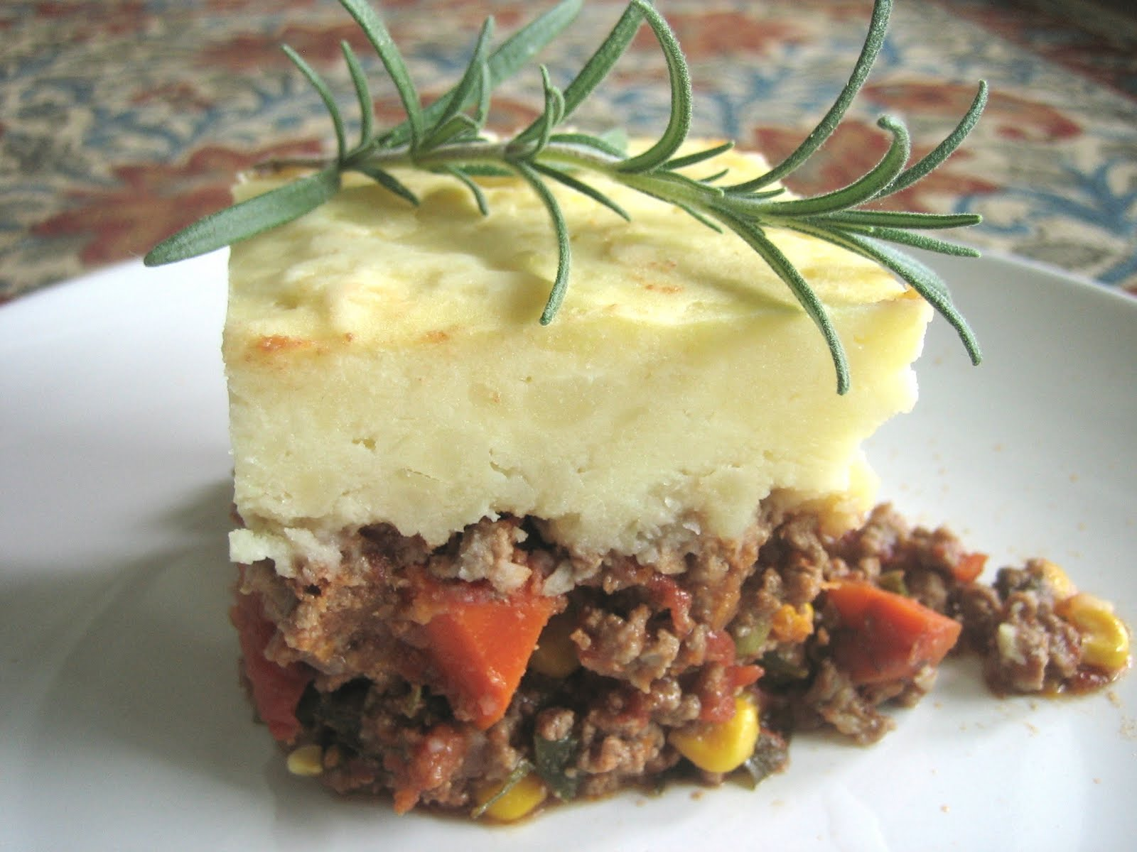 Dish Out and Dig In: No Longer Sheepish About Shepherd's Pie