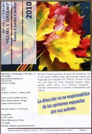 "Nº 3 - Año I - Revista Literaria ""Pluma y Tintero"""