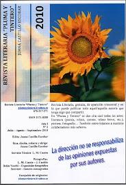 "Nº 2 - Año I - Revista Literaria ""Pluma y Tintero"""