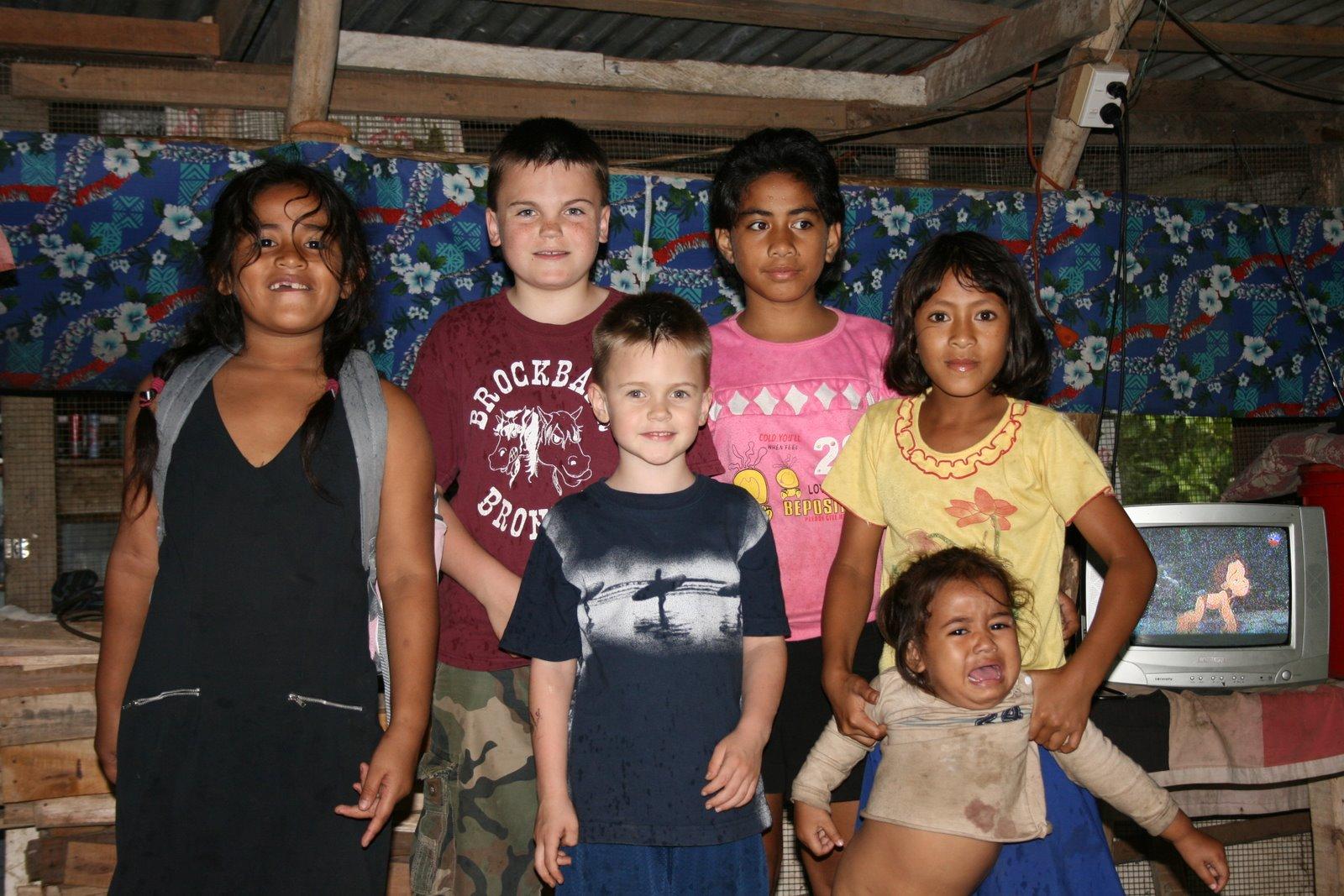 Samoa Kids