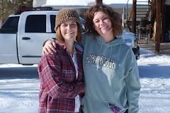 Rachel and Tori - Jan 2010
