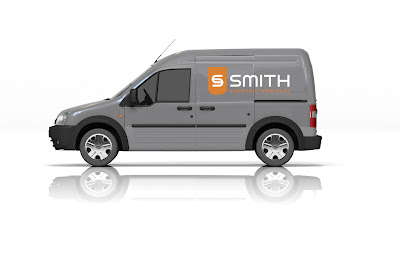 commercial truck success blog battery electric ford transit connect by smith electric. Black Bedroom Furniture Sets. Home Design Ideas