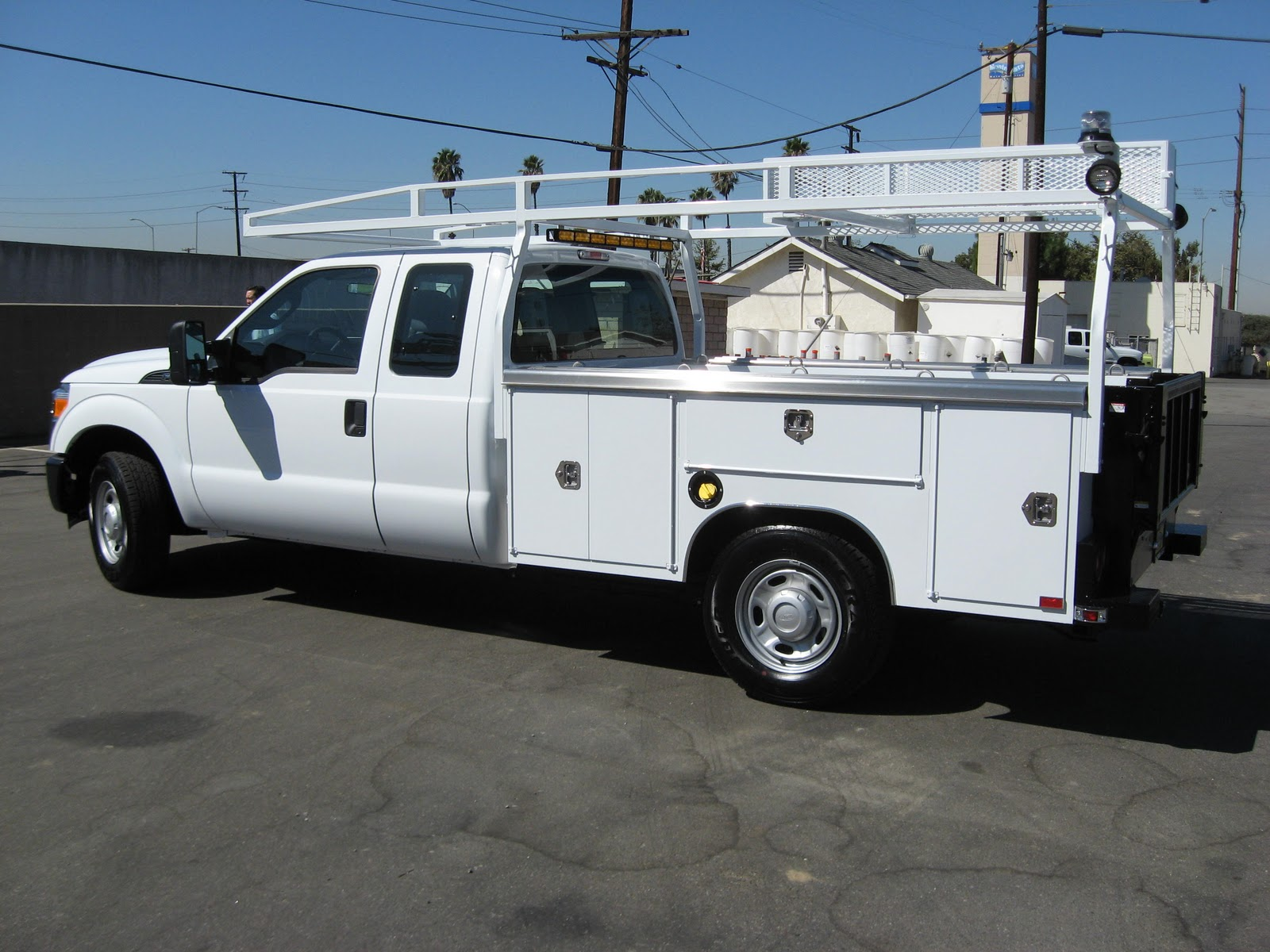 Harbor Truck Bodies Blog Harbor Low Profile Service Body