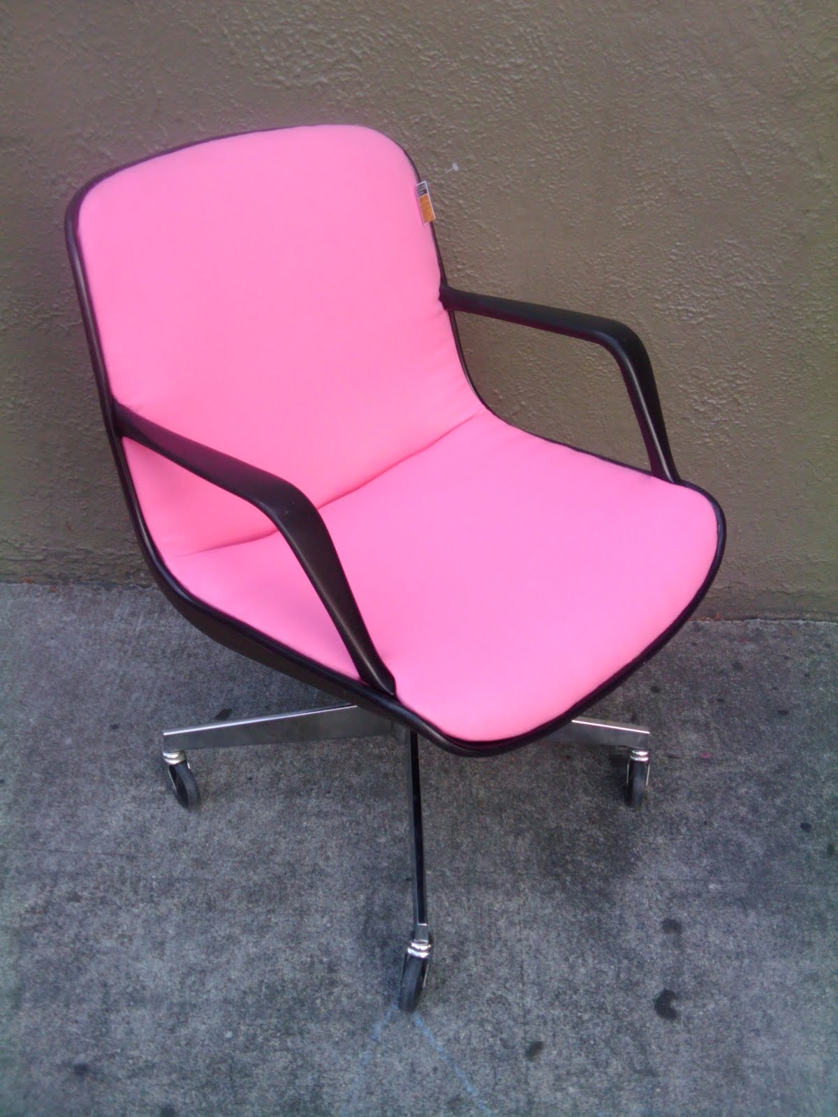 Rad mod fully re stored vintage steelcase task chairs for Vintage 70s chair