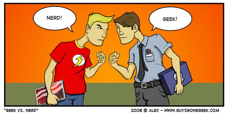 Appropriated Geek Or Nerd Nerds In Babeland