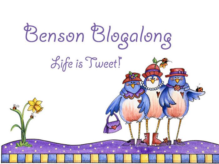 Benson Blogalong