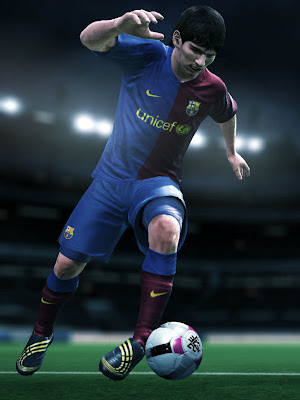 Download Pro Evolution Soccer 2010 PC Game