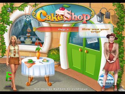 Download Cake Shop PC Game