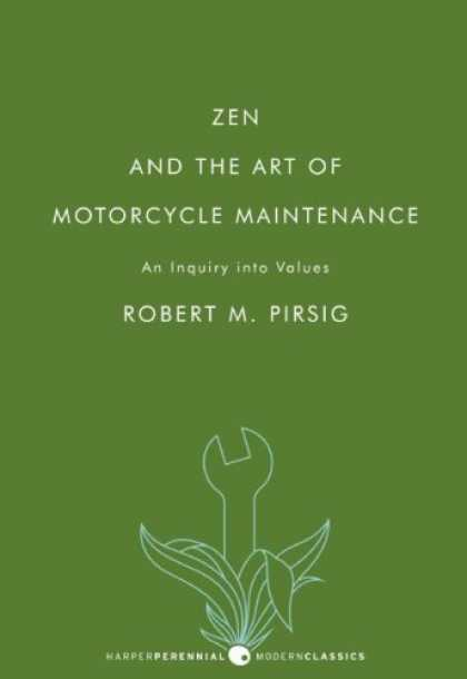 of motorcycle maintenance essay Need help with chapter 7 in robert pirsig's zen and the art of motorcycle maintenance check out our revolutionary side-by-side summary and analysis.