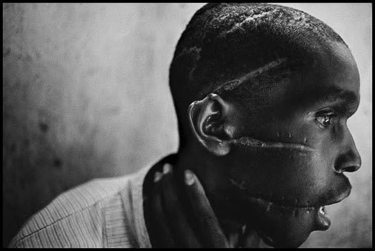Rwanda 1994, hutu death camp