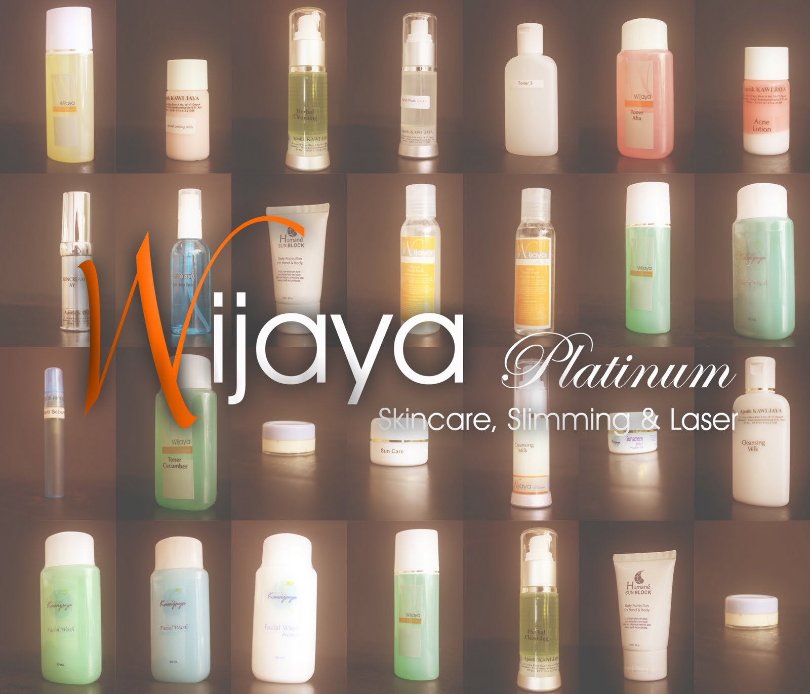 Wijaya Skincare Platinum