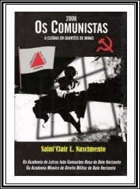 """LIVRO """"OS COMUNISTAS"""""""