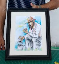 Obras donadas al Museo Ricardo Güiraldes San Antonio de Areco