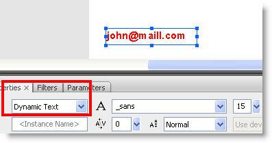 text input type