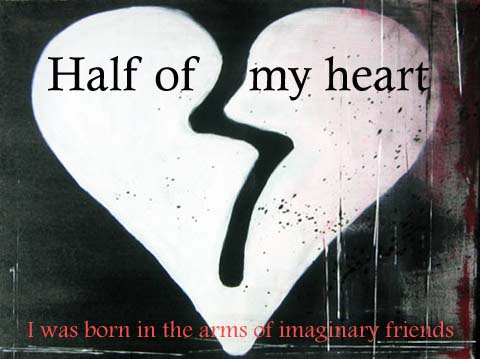 half of my heart
