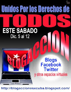 BLOGACIONES POR CUBA