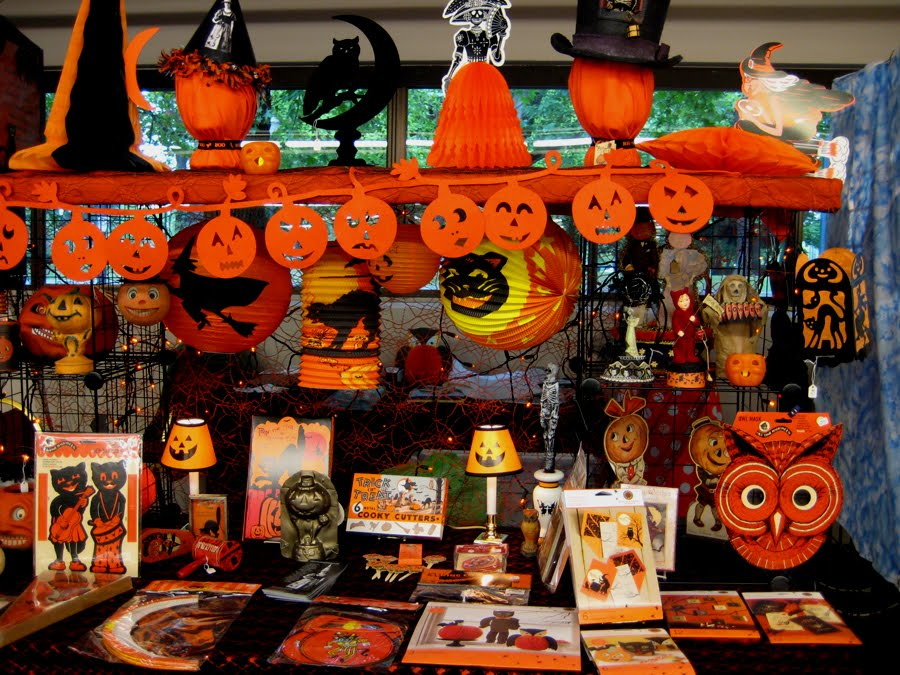 20 tubs of halloween goodies priced at 1 3 and 5 all of it must go from noon to 6