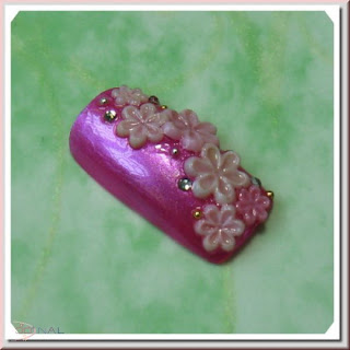 Hot Fashion Trend in Nail Art-2