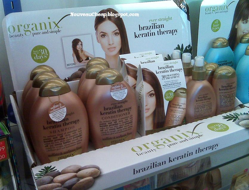 Organix Brazilian Keratin Therapy