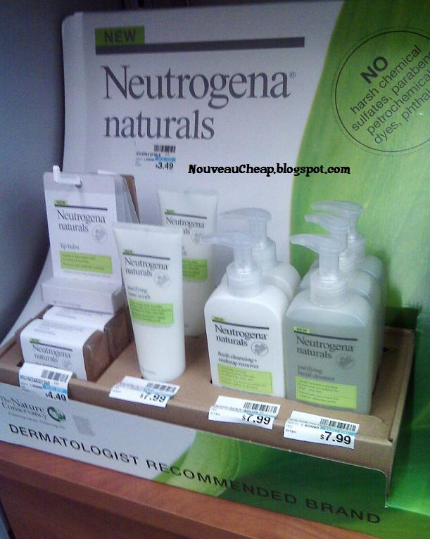 Neutrogena Naturals Fresh Cleansing Makeup Remover How To Use