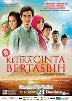 Download film Ketika Cinta Bertasbih gratis